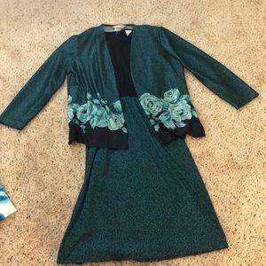 Two price dress